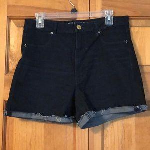 American Eagle Super Stretch High Waisted Shorts